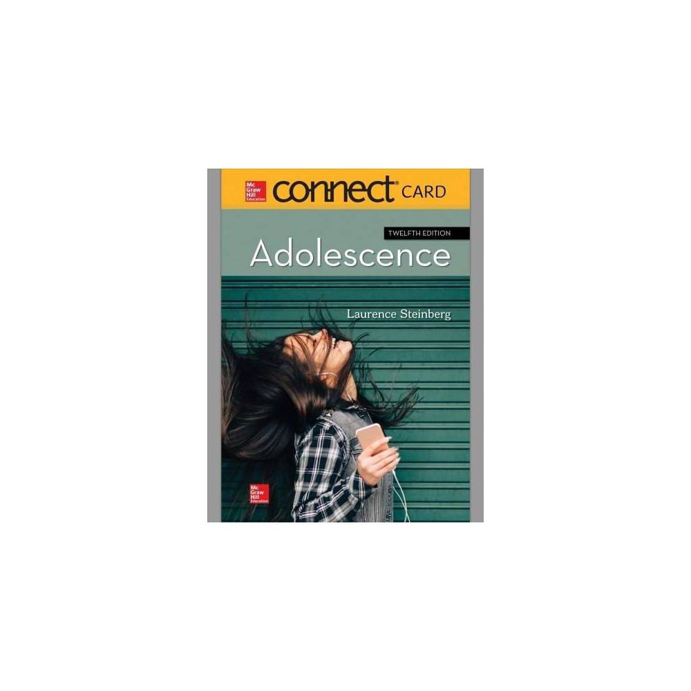 Connect Access Card for Adolescence - 12 by Laurence Steinberg (Other merchandise)