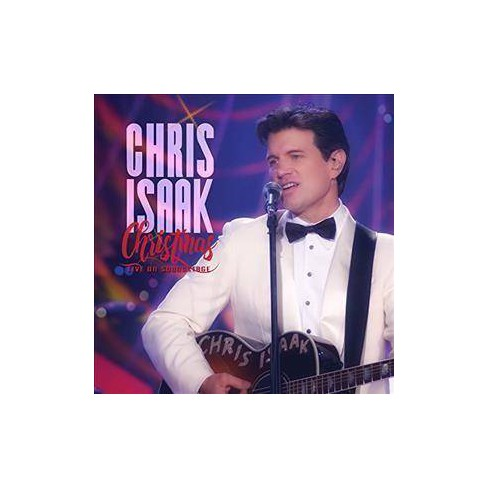 Chris Isaak - Chris Isaak Christmas Live On Soundstage (CD)