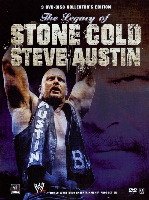 Legacy Of Stone Cold Steve Austin (DVD) - image 1 of 1