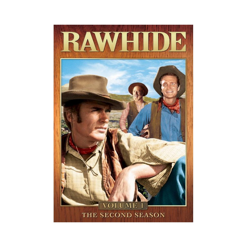 Rawhide:Season 2 Vol 1 (Dvd)