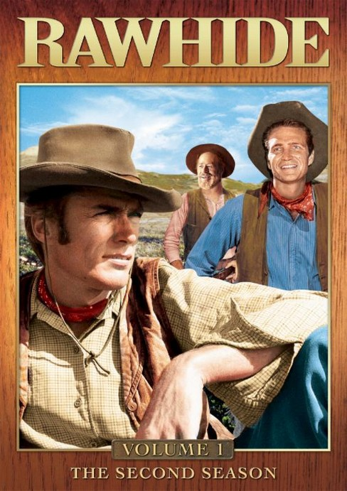 Rawhide:Season 2 Vol 1 (DVD) - image 1 of 1