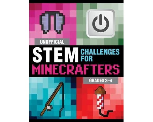 Unofficial Stem Challenges For Minecrafters Grade Target
