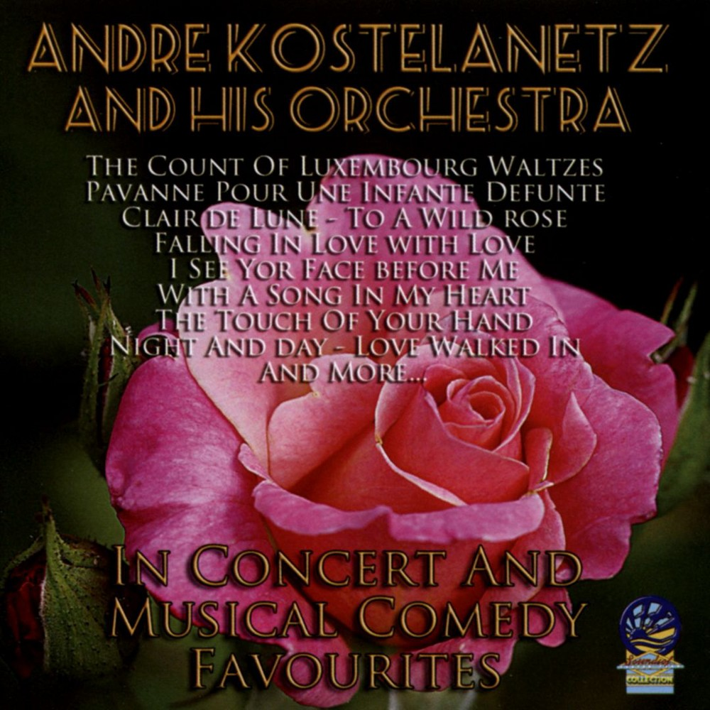 Andre Kostelanetz - In Concert And Musical Comedy Favorit (CD)