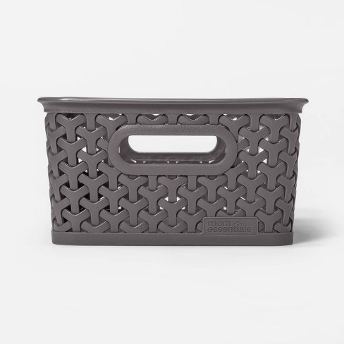Y-Weave Small Storage Bin - Room Essentials™ - image 1 of 3