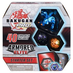 Bakugan Card Game Starter Pack S2 - Pack 5