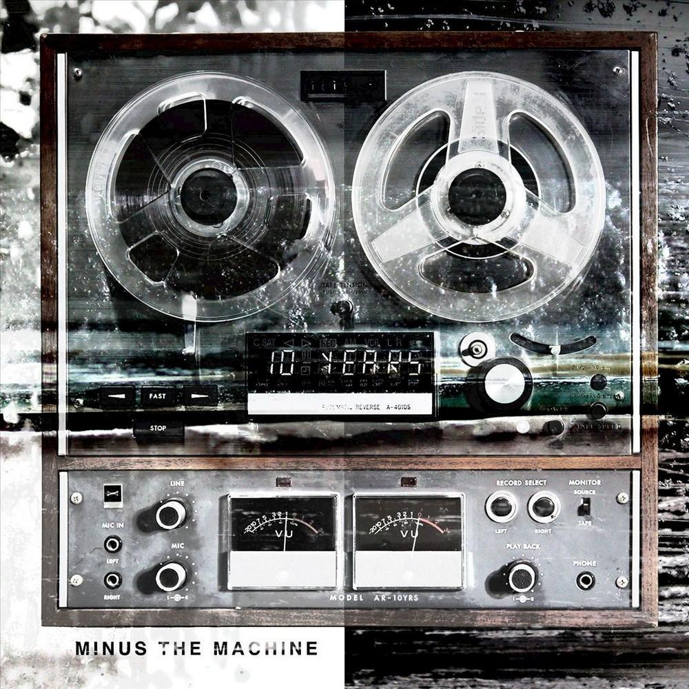 10 years - Minus the machine (CD)