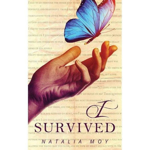 I Survived.... No Longer Will I Live in Silence. - by  Natalia Moy (Paperback) - image 1 of 1