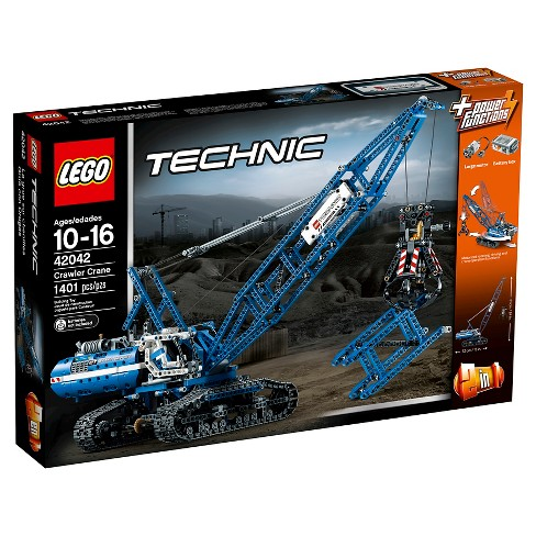 LEGO® Technic Crawler Crane 42042 - image 1 of 12