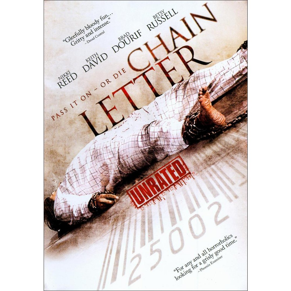 Chain Letter (Dvd), Movies