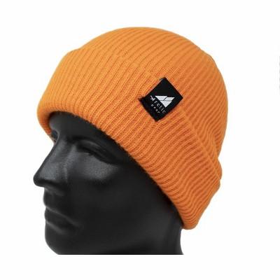 Arctic Gear Hunter Orange Acrylic Watch Cap Adult