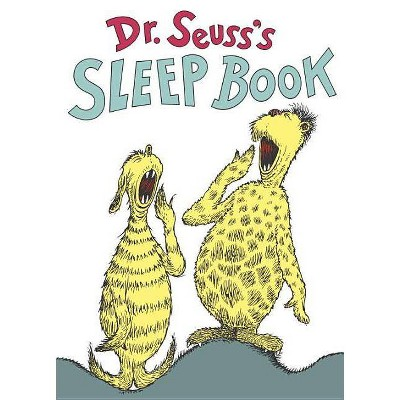 Dr. Seuss's Sleep Book (Anniversary Edition)(Hardcover)by Dr. Seuss