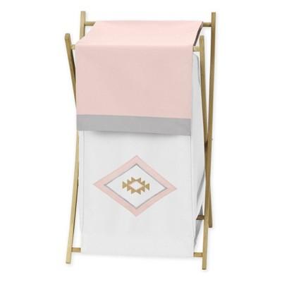 26.5  x 15.5  Aztec Laundry Hamper - Sweet Jojo Designs