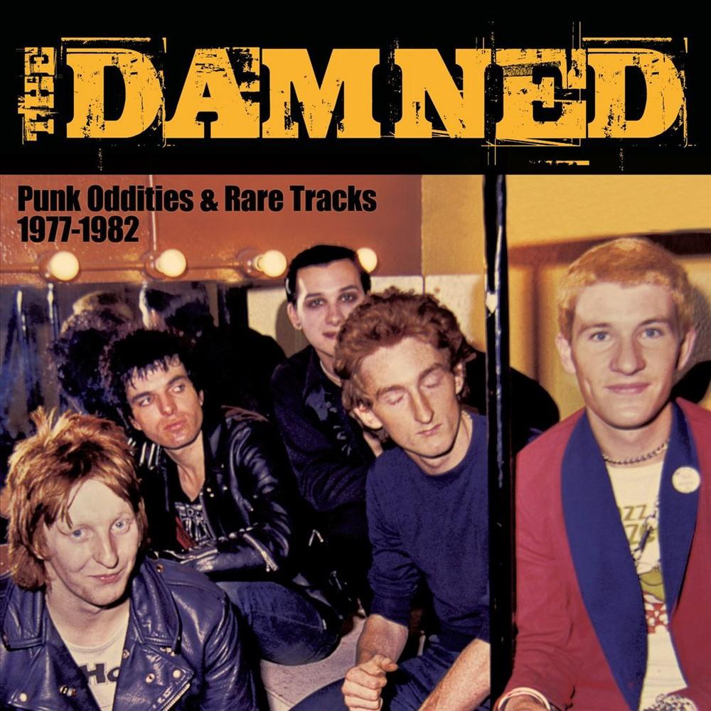 Damned - Punk Oddities And Rare Tracks (Vinyl)
