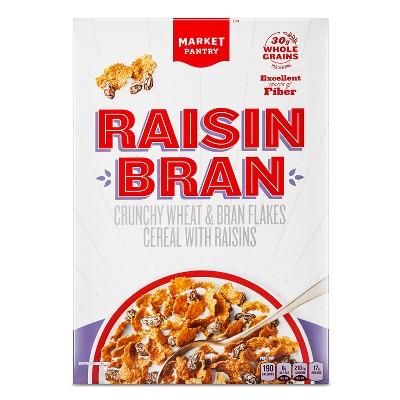Raisin Bran Breakfast Cereal - 18.7oz - Market Pantry™