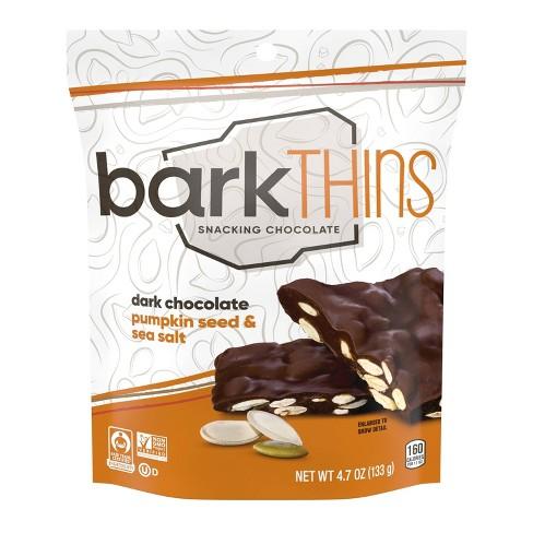 barkTHINS Dark Chocolate Pumpkin Seed - 4.7oz - image 1 of 3