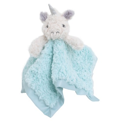 NoJo Cuddle Me Luxury Plush Security Blanket Unicorn