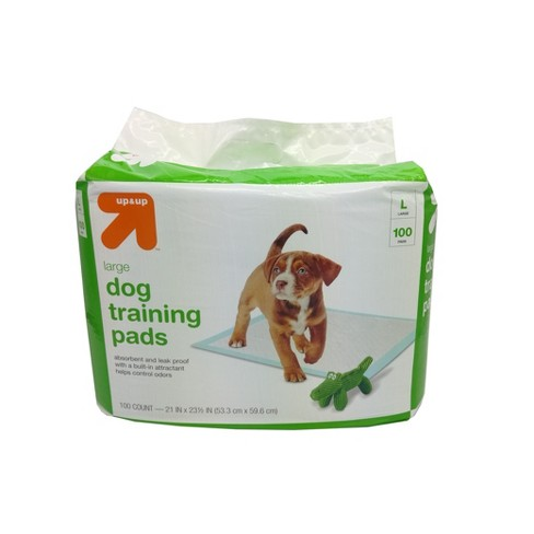 Puppy Training Pads Large - up & up™ - image 1 of 3