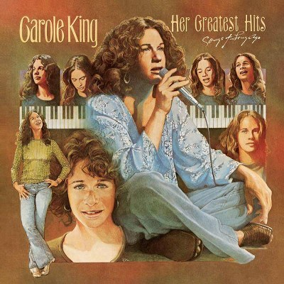 Carole King - Her Greatest Hits Songs of Long Ago (CD)