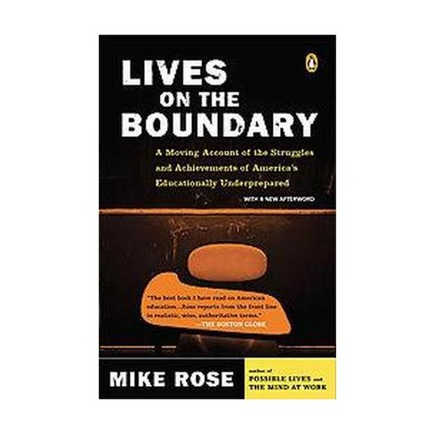 mike rose lives on the boundary