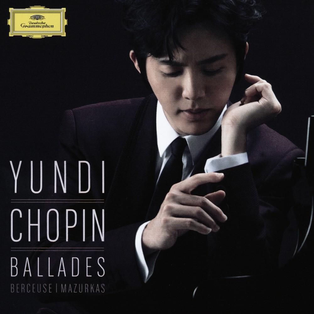 Li Yundi - Chopin:Ballades Berceuse Mazurkas (CD)