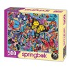 Springbok Butterfly Frenzy Jigsaw Puzzle 500pc - image 2 of 2