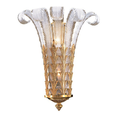 Metropolitan N950386 2 Light Wall Sconce from the Metropolitan Collection - image 1 of 1