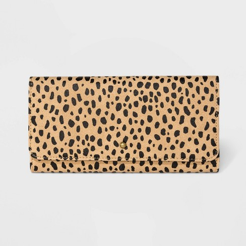Women's Flap Trifold Wallet - Universal Thread™ - image 1 of 2