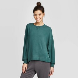 Women's Cozy Long Sleeve Sweatshirt - JoyLab™
