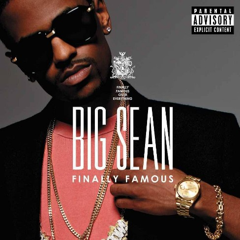 Big Sean - Finally Famous (Deluxe Edition) (PA) (CD) - image 1 of 1
