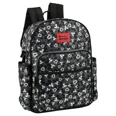 Disney Mickey Mouse Diaper Bag - Black