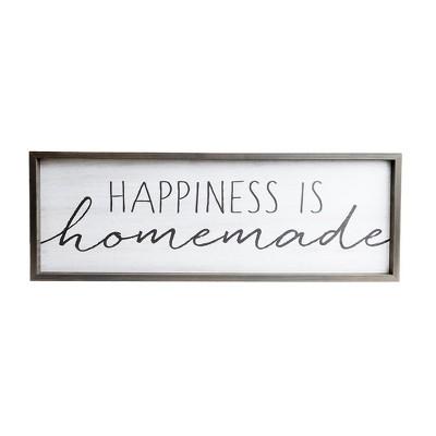 photo regarding Happiness is Homemade identify 13\