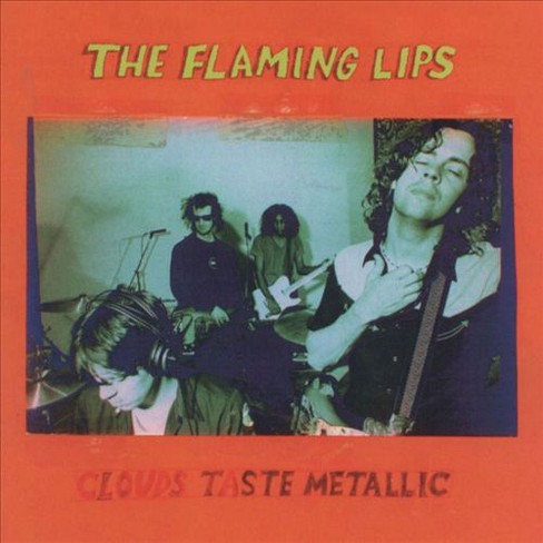Flaming lips - Clouds taste metallic (Vinyl) - image 1 of 1