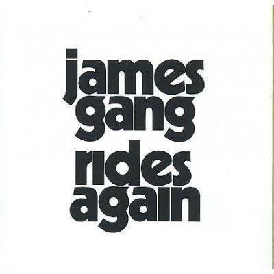James Gang - Rides Again (Remastered) (CD)
