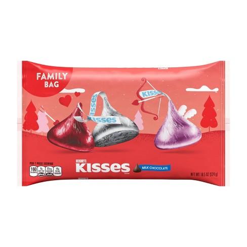 Hershey's Kisses Valentine's Day Family Bag - 18.5oz - image 1 of 4