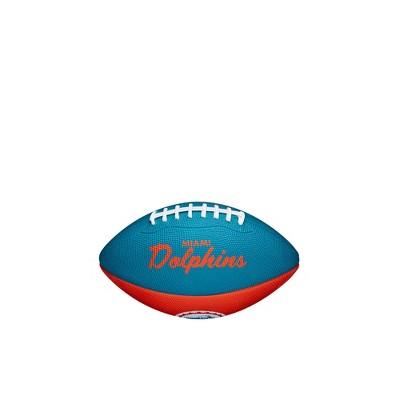 NFL Miami Dolphins Mini Retro Football