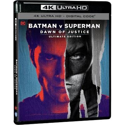 Batman v Superman: Dawn of Justice (4K/UHD)(2021)