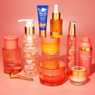 Winky Lux Skincare Collection