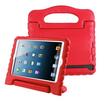Valor Case Cover compatible with Apple iPad Mini 1/2/3/4/5 (2019), Red