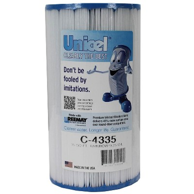 Unicel C-4335 35 sq foot Rainbow Replacement Swimming Pool Filter Cartridge