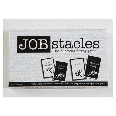 Jobstacles Board Game