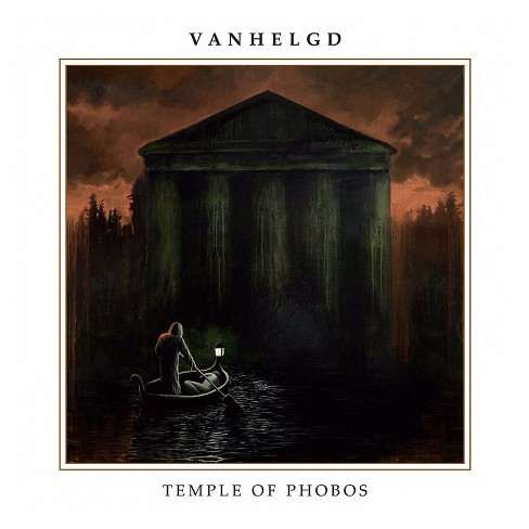 Vanhelgd - Temple of phobos (CD) - image 1 of 1