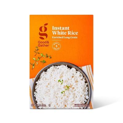 Instant Enriched Long Grain White Rice - 14oz - Good & Gather™