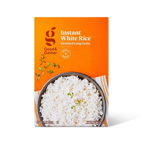 Instant White Rice - 14oz - Good & Gather™ - image 1 of 3