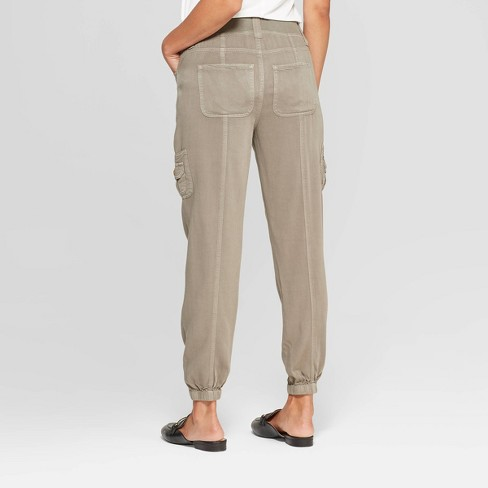 e0e4bb13 Women's Solid Cargo Soft Pants - Knox Rose™ : Target