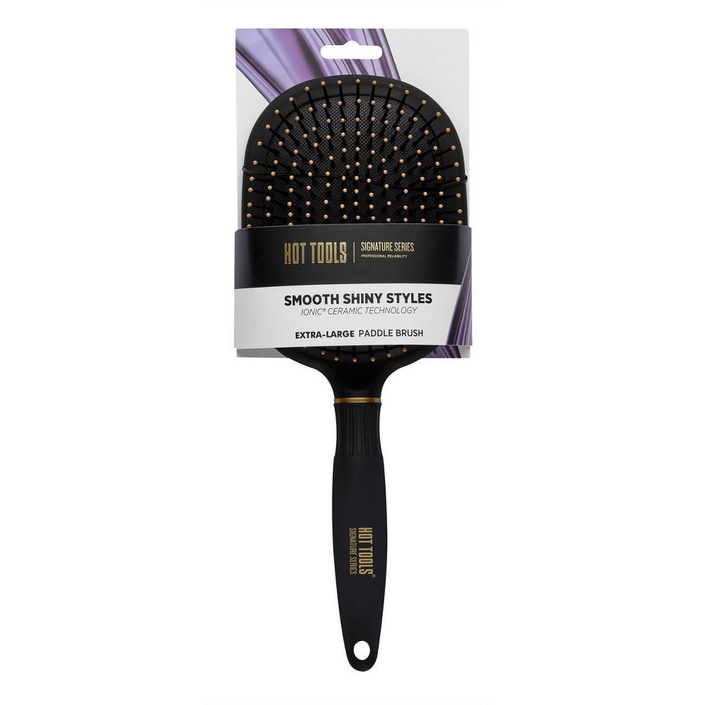 Image of Hot Tools Signature Series Extra Large Paddle Hair Brush