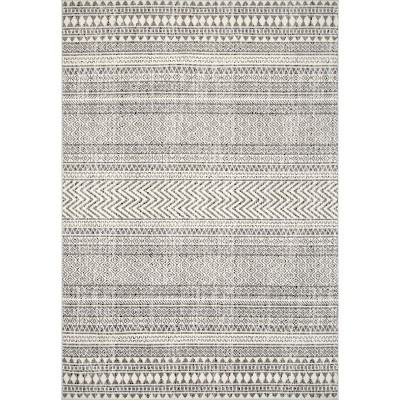 nuLOOM Catherine Henna Tribal Bands Area Rug