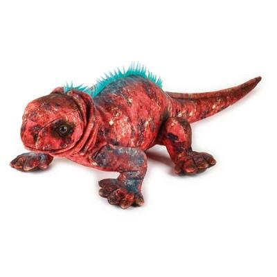 Lelly National Geographic Male Marine Iguana Plush Toy