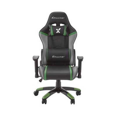 Agility Junior PC Gaming Chair Adjustable Arms - X Rocker