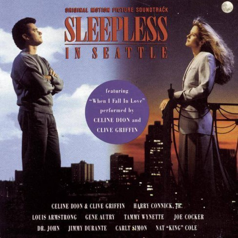 Original Soundtrack - Sleepless in Seattle (OST) (CD) - image 1 of 1