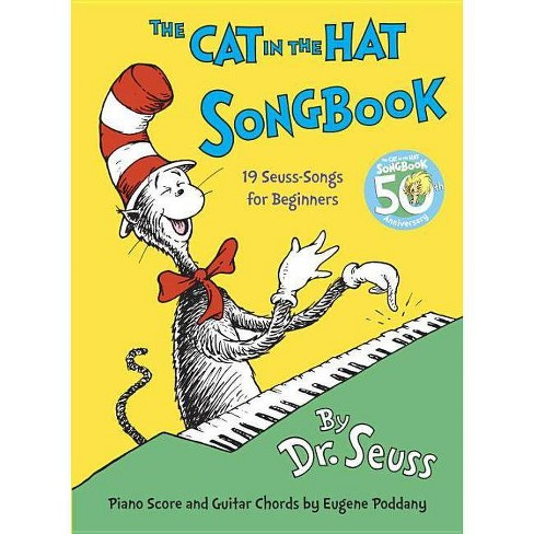 The Cat in the Hat Songbook - (Classic Seuss) (Hardcover) - image 1 of 1
